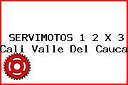 SERVIMOTOS 1 2 X 3 Cali Valle Del Cauca