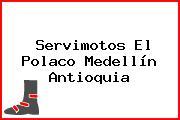 Servimotos El Polaco Medellín Antioquia