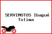 SERVIMOTOS Ibagué Tolima