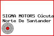 SIGMA MOTORS Cúcuta Norte De Santander