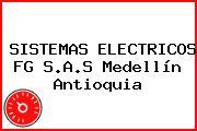 SISTEMAS ELECTRICOS FG S.A.S Medellín Antioquia
