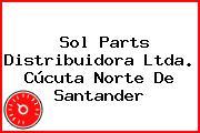 Sol Parts Distribuidora Ltda. Cúcuta Norte De Santander