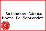 Solomotos Cúcuta Norte De Santander