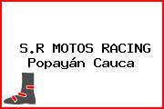 S.R MOTOS RACING Popayán Cauca