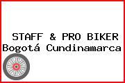 STAFF & PRO BIKER Bogotá Cundinamarca