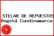 STELAR DE REPUESTOS Bogotá Cundinamarca