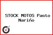 STOCK MOTOS Pasto Nariño