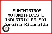SUMINISTROS AUTOMOTRICES E INDUSTRIALES SAI Pereira Risaralda