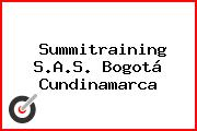 Summitraining S.A.S. Bogotá Cundinamarca