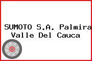 SUMOTO S.A. Palmira Valle Del Cauca