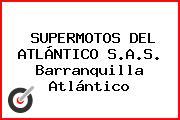 SUPERMOTOS DEL ATLÁNTICO S.A.S. Barranquilla Atlántico