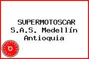 Supermotoscar S.A.S. Medellín Antioquia