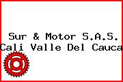 Sur & Motor S.A.S. Cali Valle Del Cauca