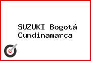 SUZUKI Bogotá Cundinamarca