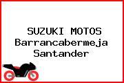 SUZUKI MOTOS Barrancabermeja Santander