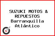SUZUKI MOTOS & REPUESTOS Barranquilla Atlántico