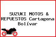 SUZUKI MOTOS & REPUESTOS Cartagena Bolívar