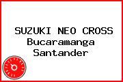 SUZUKI NEO CROSS Bucaramanga Santander