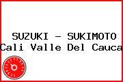SUZUKI - SUKIMOTO Cali Valle Del Cauca