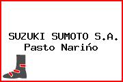 SUZUKI SUMOTO S.A. Pasto Nariño