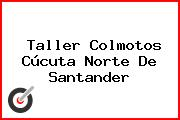 Taller Colmotos Cúcuta Norte De Santander