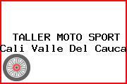 TALLER MOTO SPORT Cali Valle Del Cauca