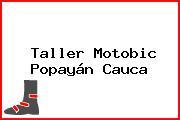 Taller Motobic Popayán Cauca