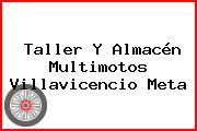 Taller Y Almacén Multimotos Villavicencio Meta
