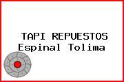 TAPI REPUESTOS Espinal Tolima