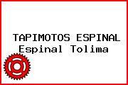 TAPIMOTOS ESPINAL Espinal Tolima
