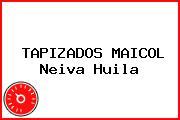 TAPIZADOS MAICOL Neiva Huila