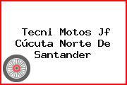 Tecni Motos Jf Cúcuta Norte De Santander