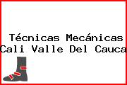 Técnicas Mecánicas Cali Valle Del Cauca