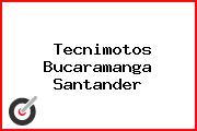 Tecnimotos Bucaramanga Santander