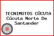 TECNIMOTOS CÚCUTA Cúcuta Norte De Santander