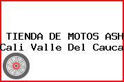 TIENDA DE MOTOS ASH Cali Valle Del Cauca