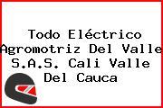 Todo Eléctrico Agromotriz Del Valle S.A.S. Cali Valle Del Cauca