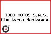 TODO MOTOS S.A.S. Cimitarra Santander