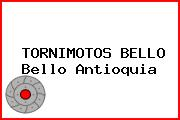 TORNIMOTOS BELLO Bello Antioquia