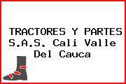 TRACTORES Y PARTES S.A.S. Cali Valle Del Cauca