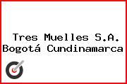 Tres Muelles S.A. Bogotá Cundinamarca