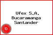 Ufex S.A. Bucaramanga Santander