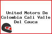 United Motors De Colombia Cali Valle Del Cauca