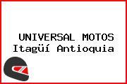 UNIVERSAL MOTOS Itagüí Antioquia