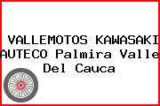 VALLEMOTOS KAWASAKI AUTECO Palmira Valle Del Cauca