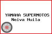 YAMAHA SUPERMOTOS Neiva Huila