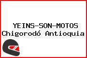 YEINS-SON-MOTOS Chigorodó Antioquia