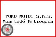 YOKO MOTOS S.A.S. Apartadó Antioquia