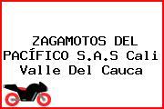 ZAGAMOTOS DEL PACÍFICO S.A.S Cali Valle Del Cauca