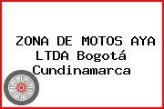 ZONA DE MOTOS AYA LTDA Bogotá Cundinamarca